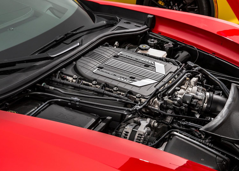 2015 Chevrolet Corvette Z06 lt4 engine