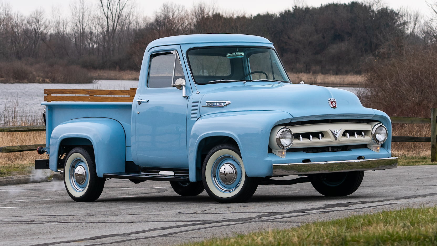1953 Ford F-100