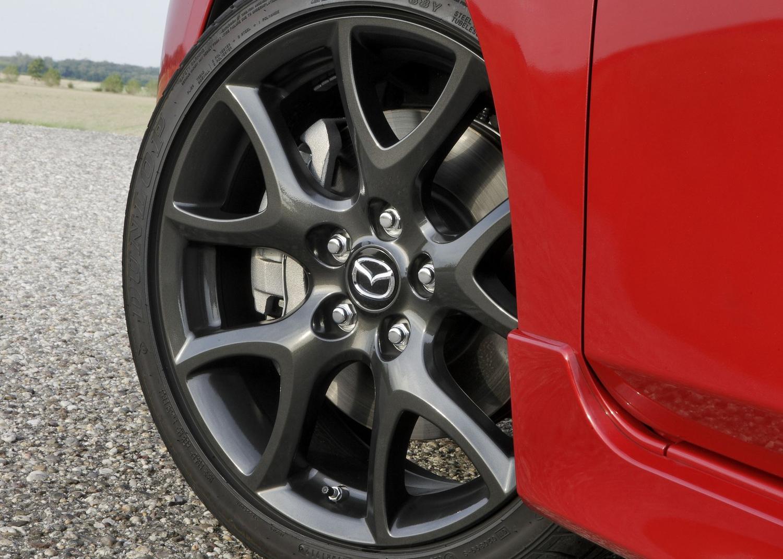 2013 Mazdaspeed 3 wheels