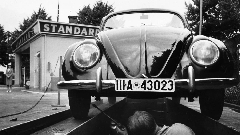 VW 39 prototype maintenance