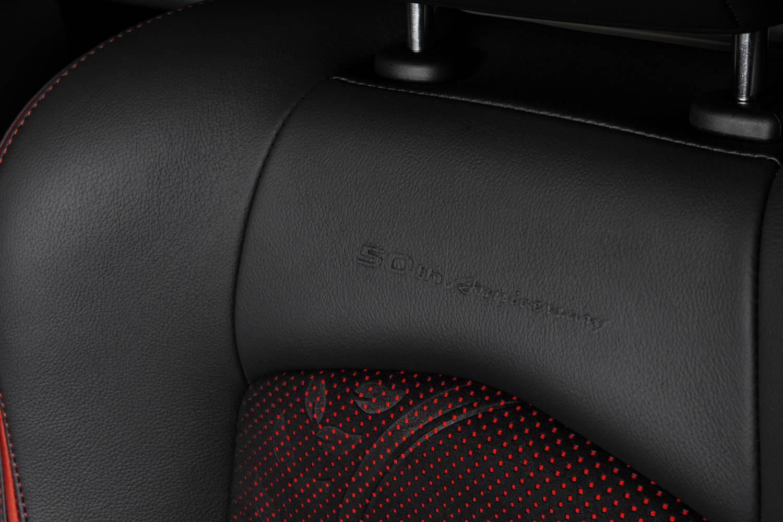 2020 Nissan 370Z 50th Anniversary seat