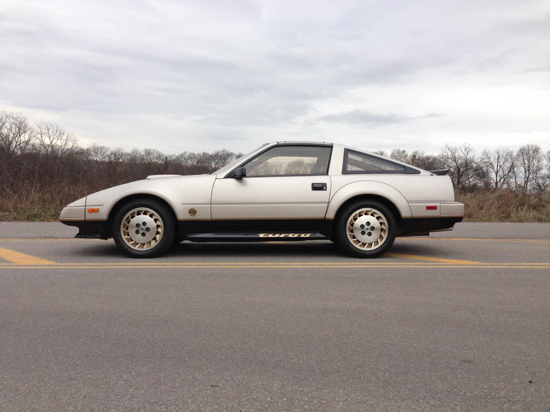 1984 Nissan 300ZX Turbo 50th Anniversary Edition