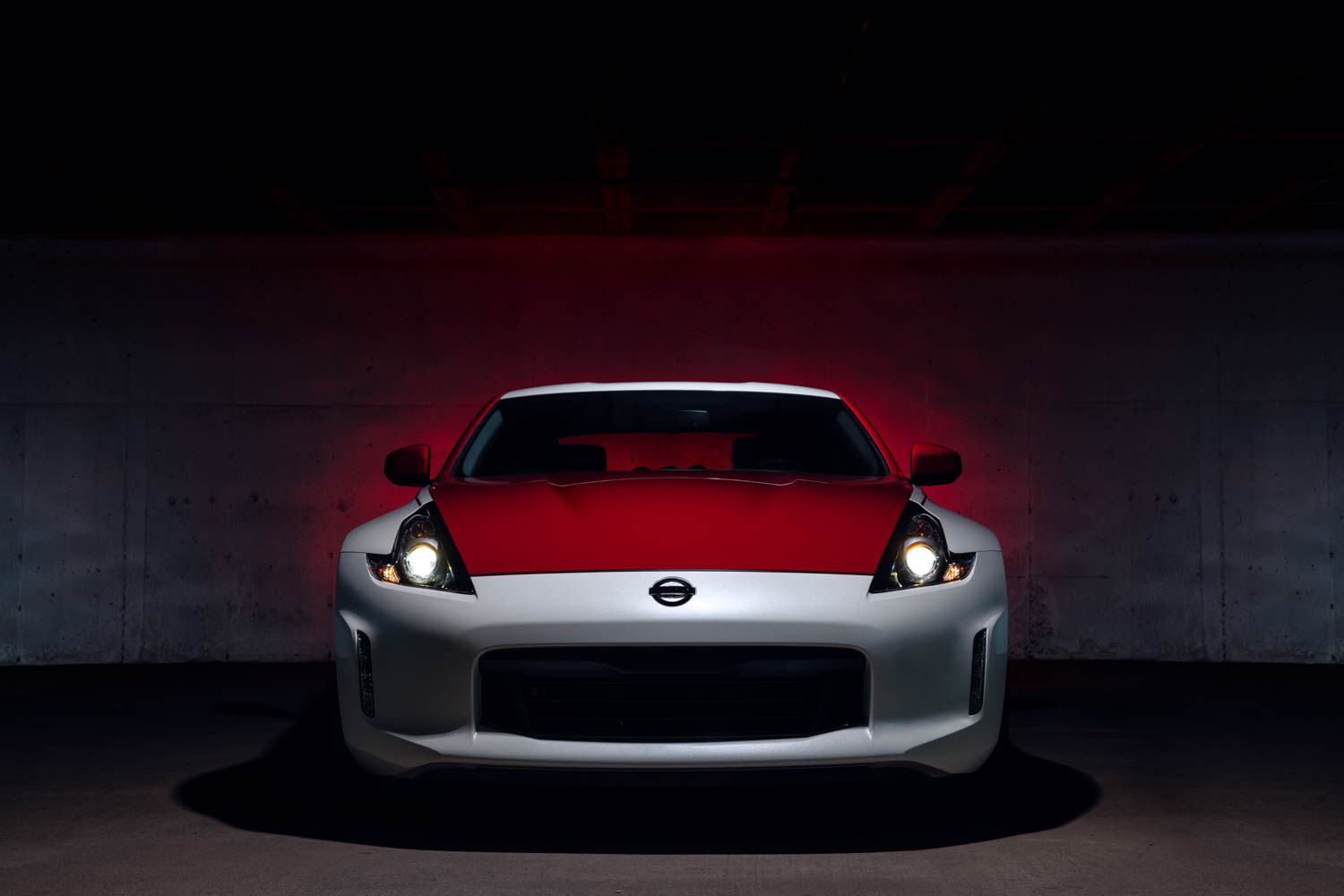 2020 Nissan 370Z 50th Anniversary nose