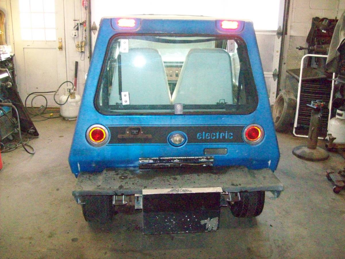 1980 Comuta-Car rear