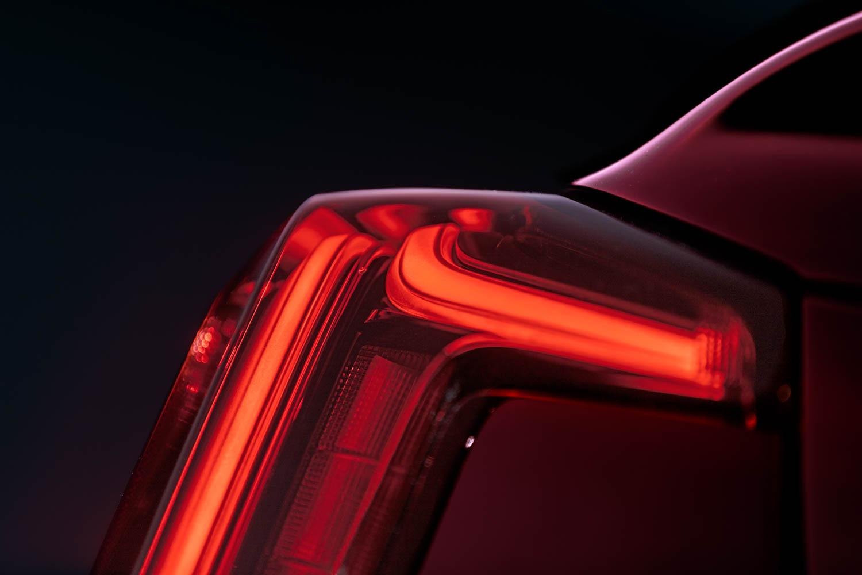 Cadillac CT5 taillight