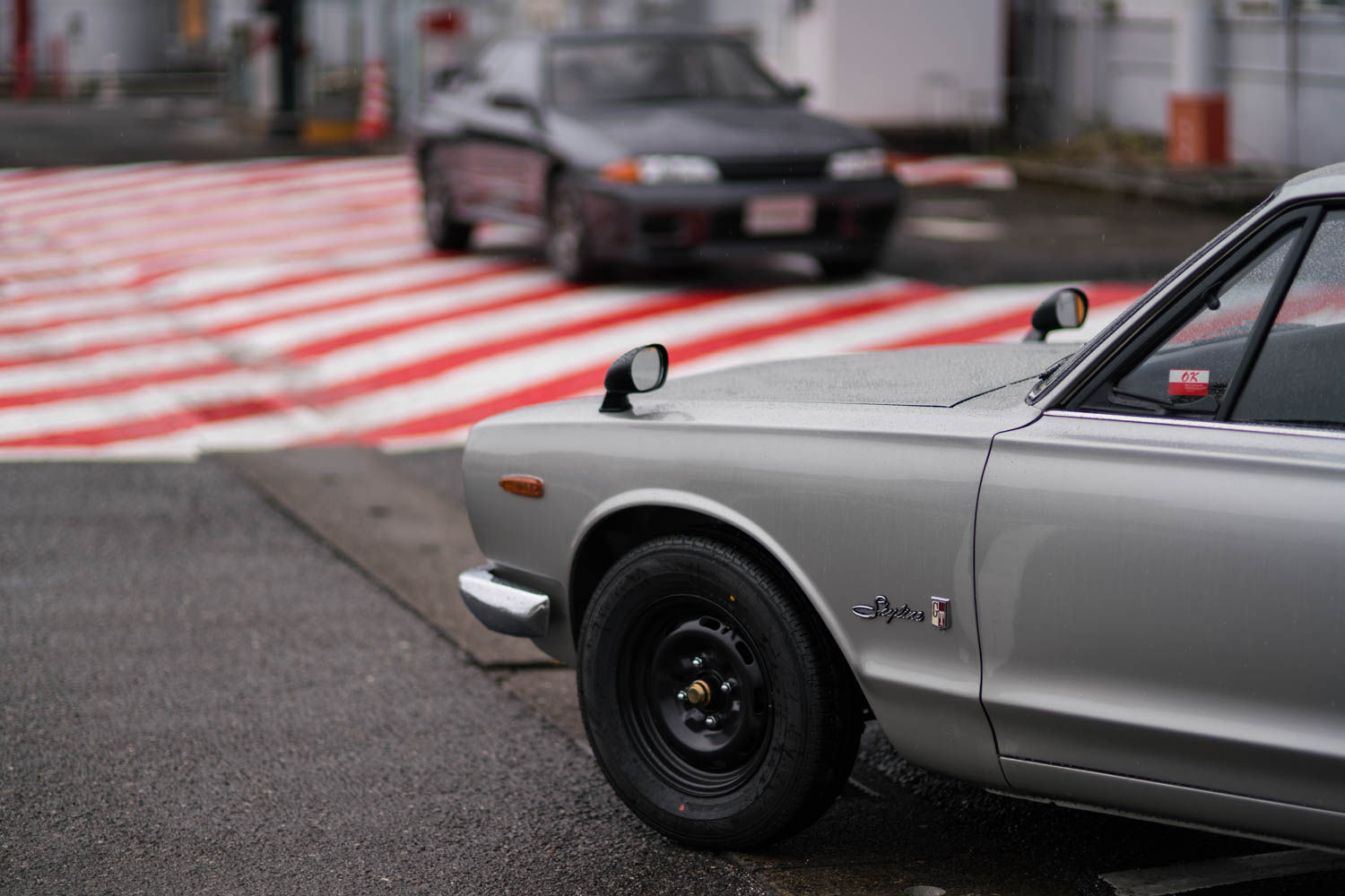 classic Nissan GT-Rs