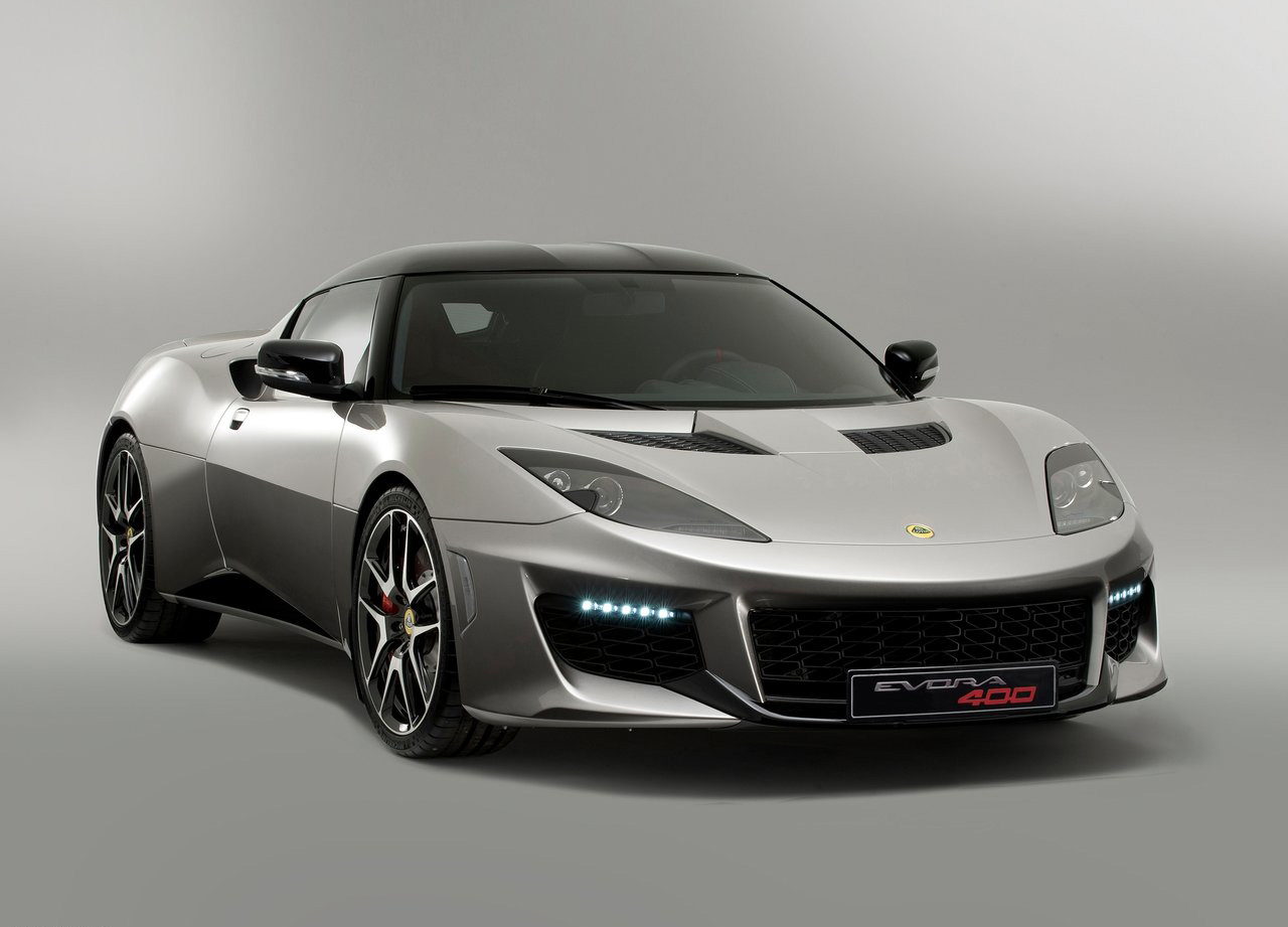 2016 Lotus Evora 400 in studio