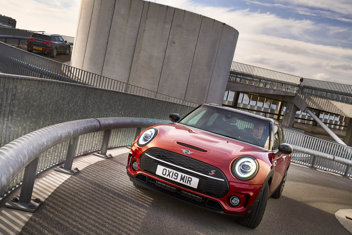 2019 MINI Clubman S driving