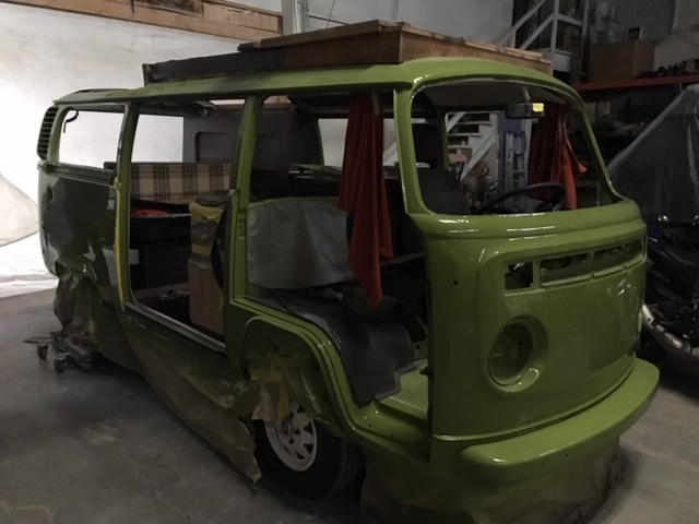 VW Van restoration