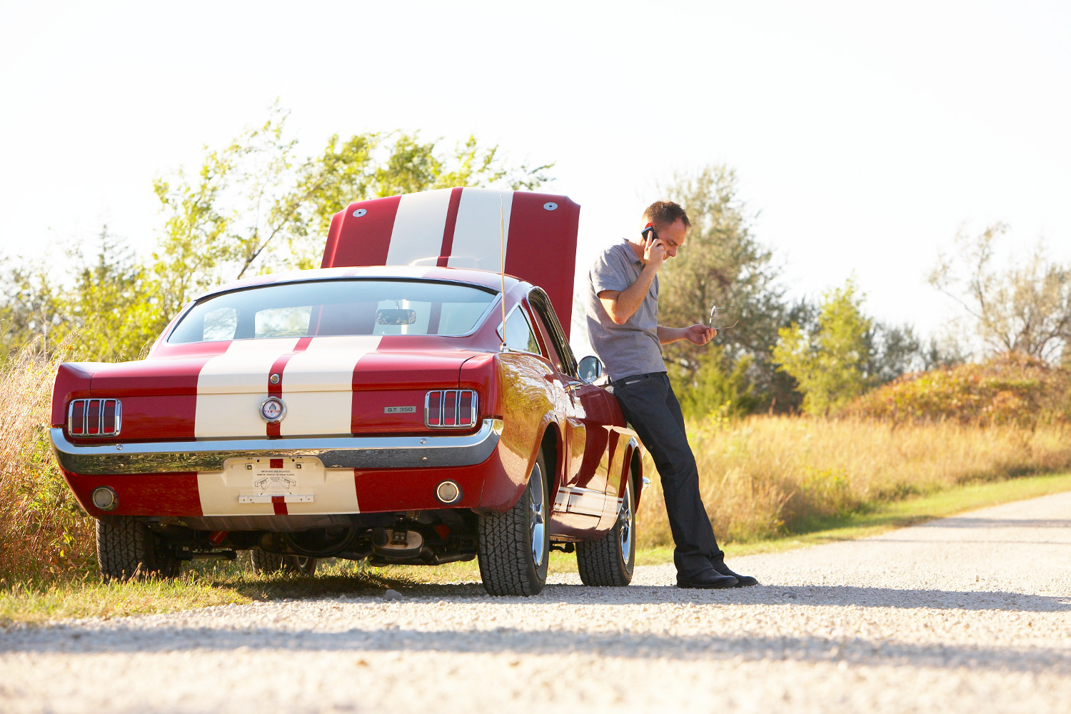 Get world-class roadside assistance from Hagerty thumbnail