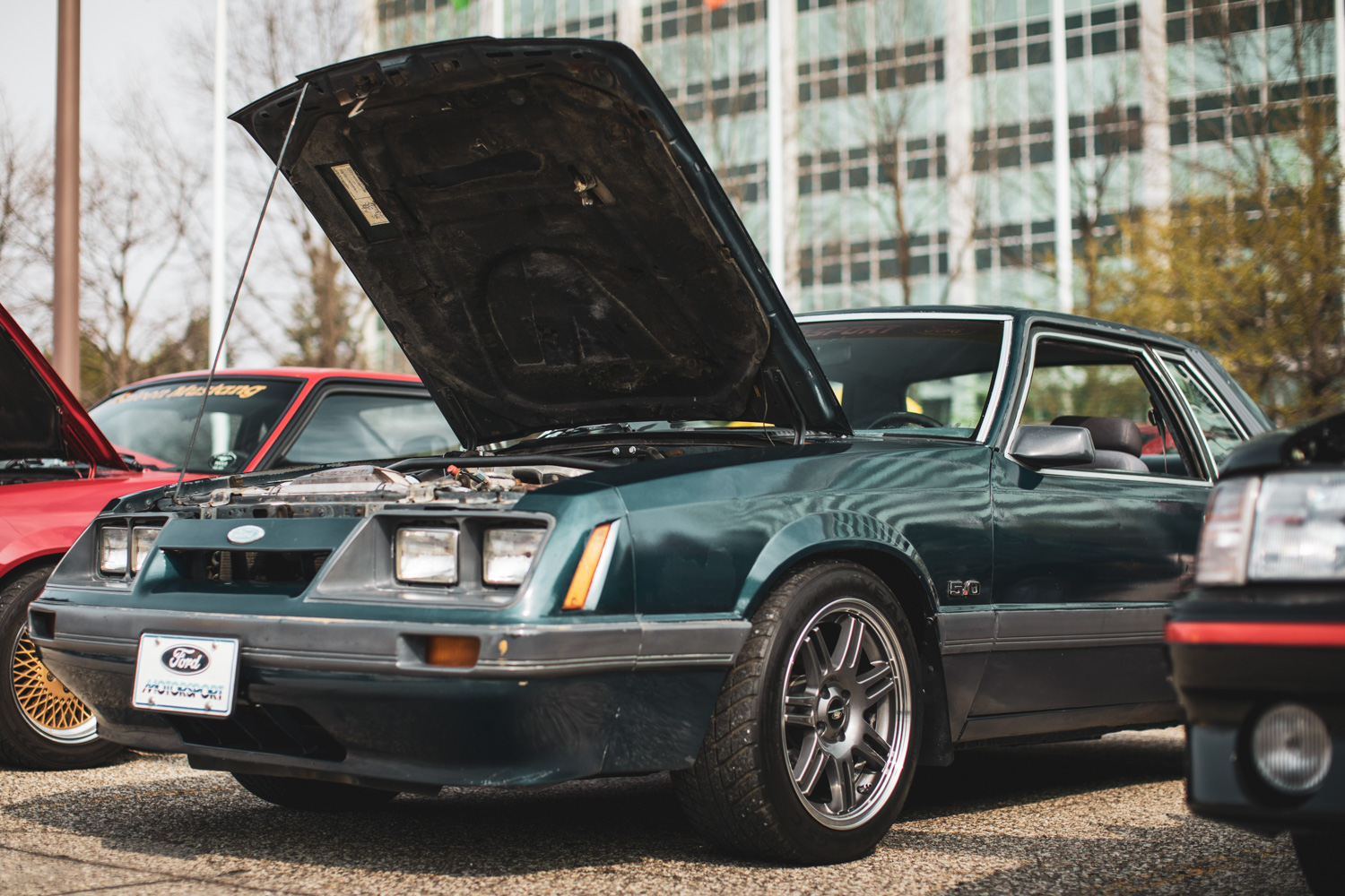 1986 Ford mustang fox