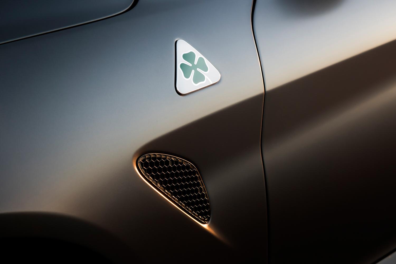2019 Alfa Romeo Giulia Quadrifoglio NRING fender