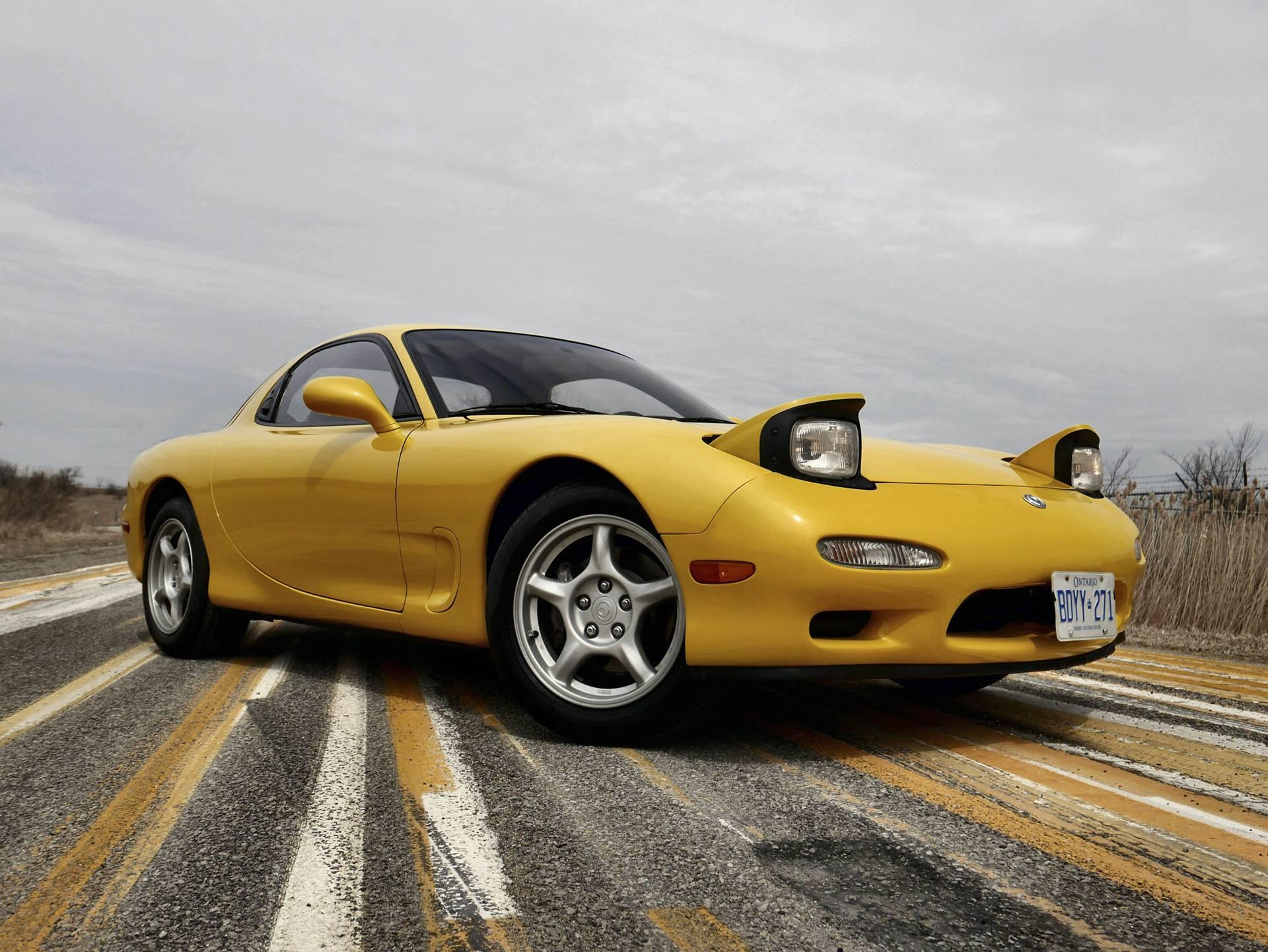 Mazda RX7 (FD)