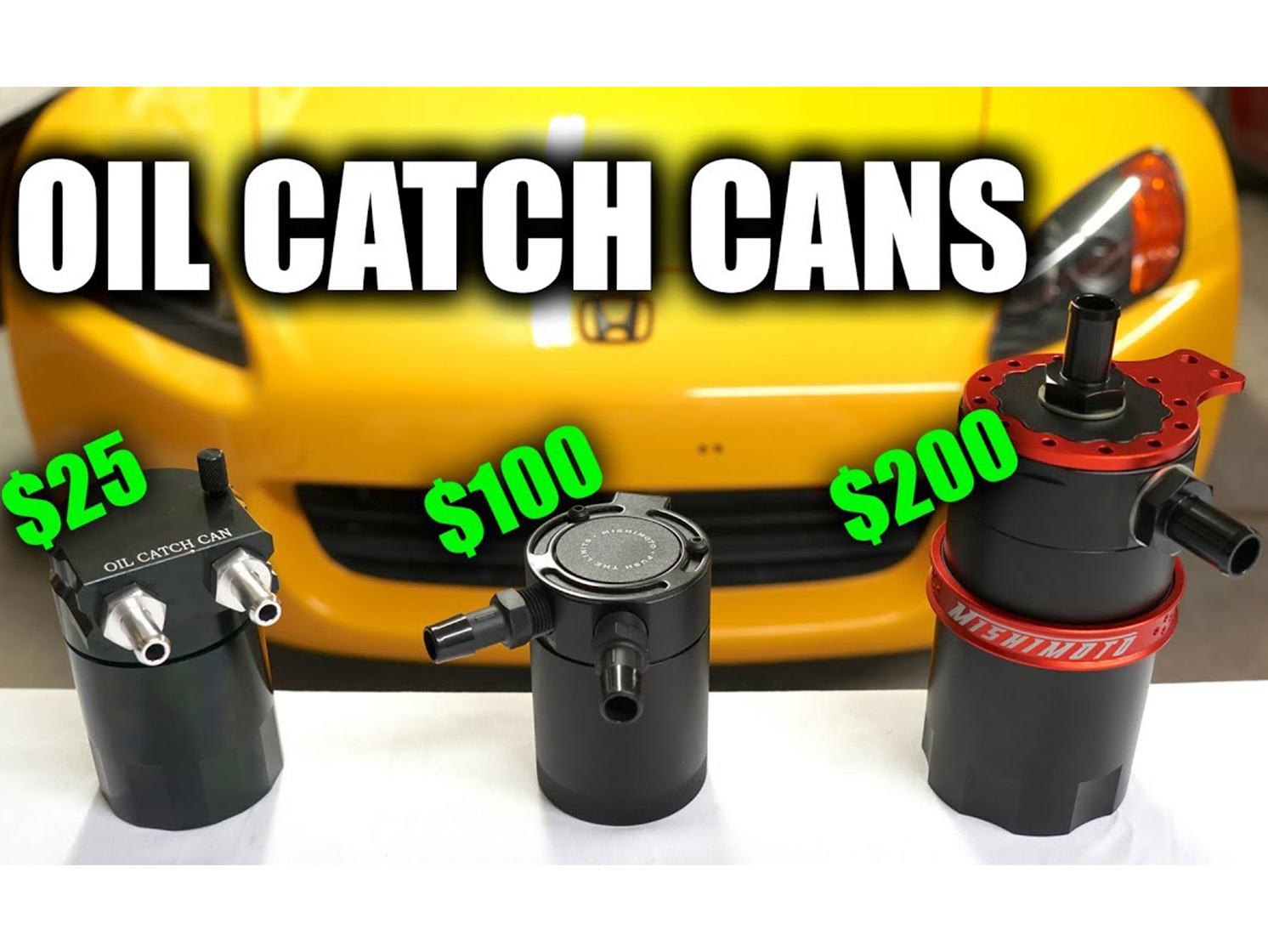Does your classic engine need an oil catch can? thumbnail