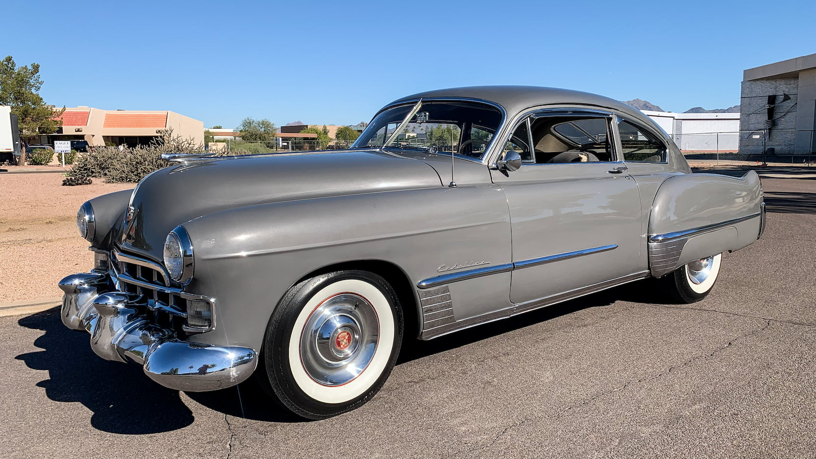 1948 Cadillac Series 62 Club Coupe