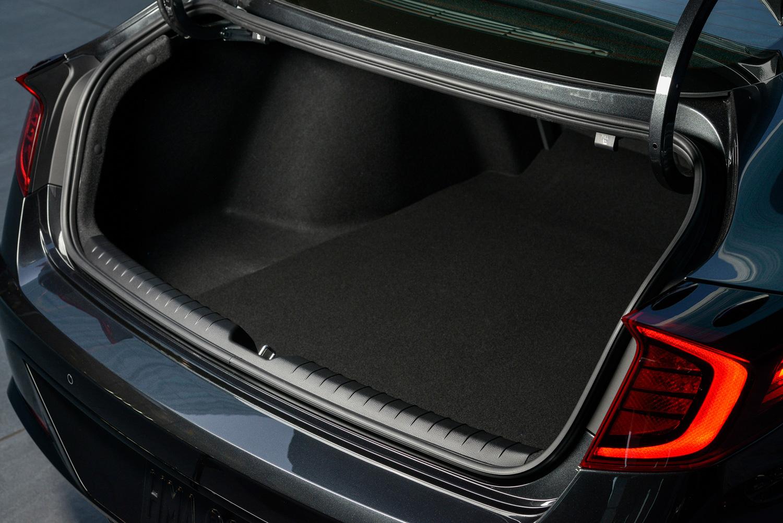 2020 Hyundai Sonata trunk