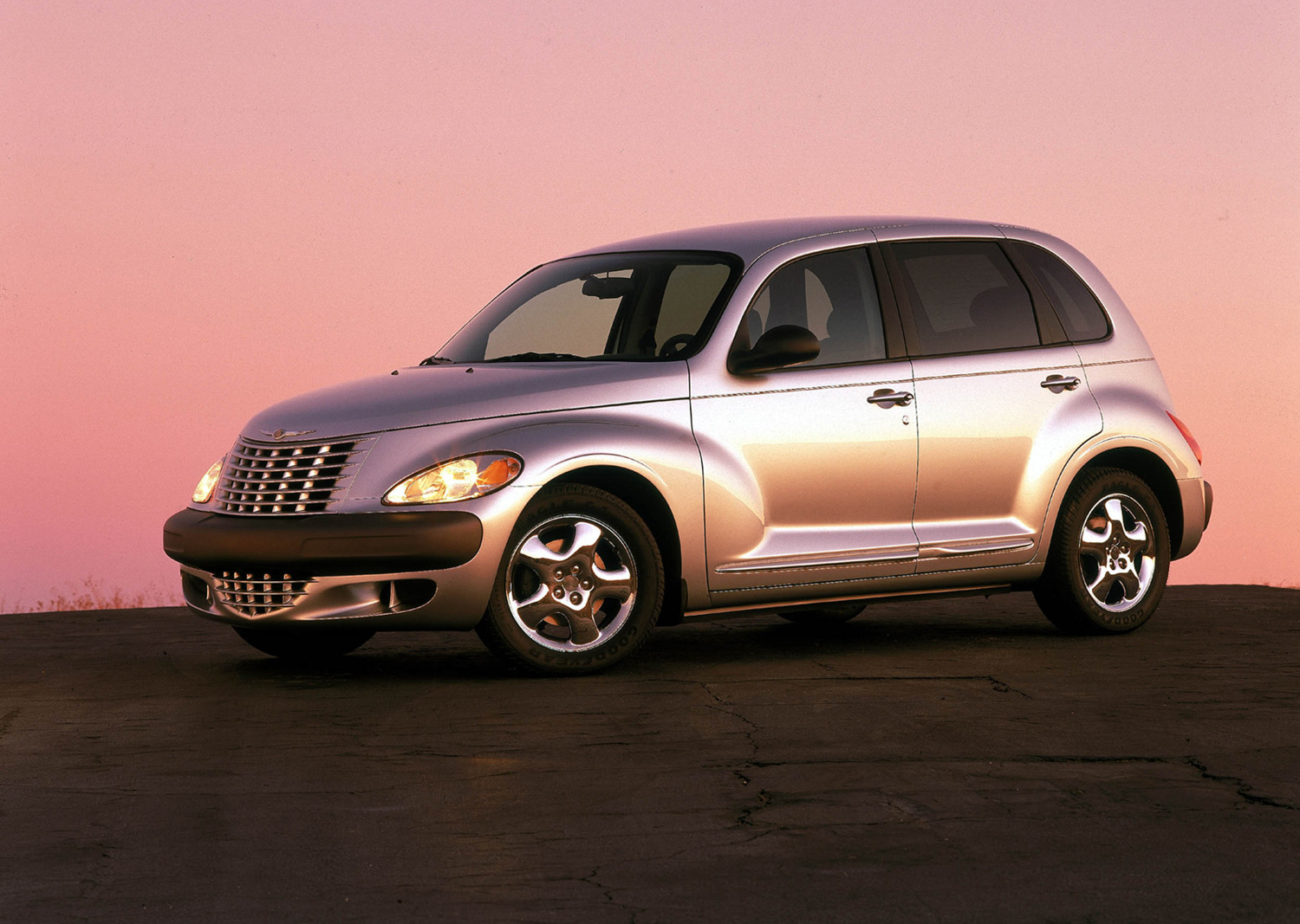 Is Chrysler's PT Cruiser the best worst car of all time?