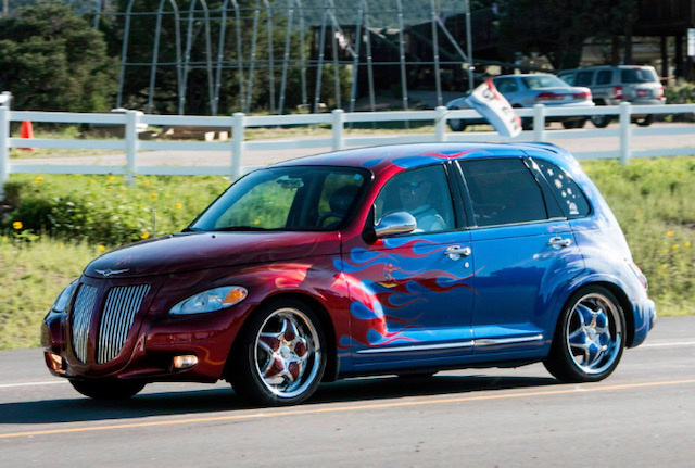fire and ice pt cruiser