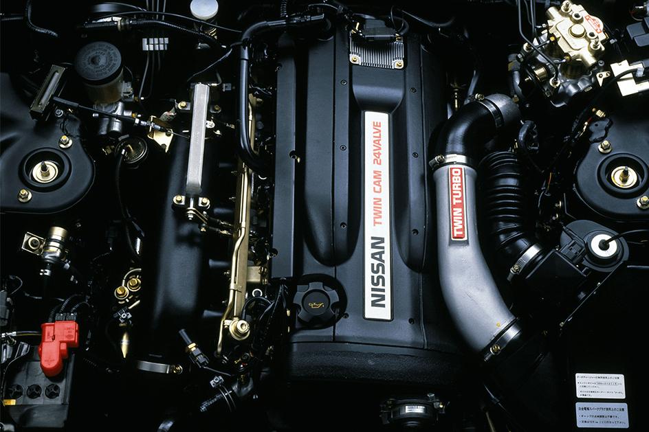 Nissan RB26 DETT