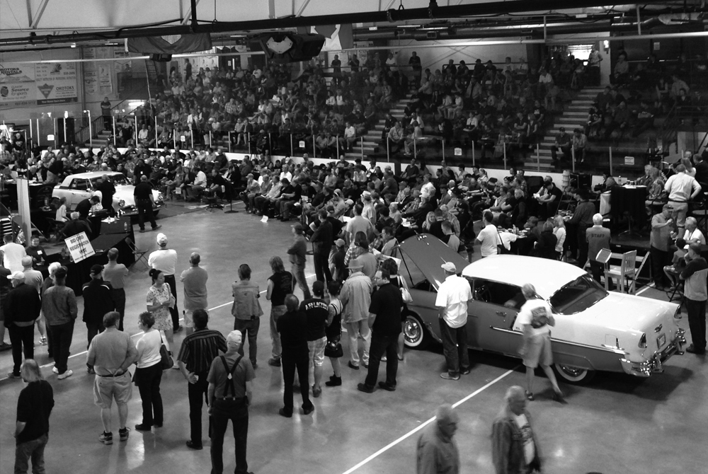 Okotoks Collector Car Auction