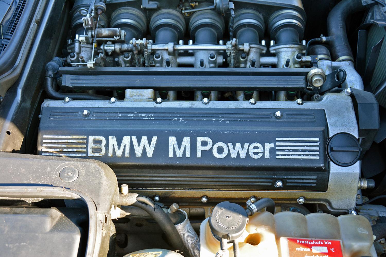 BMW M5 (E34) engine