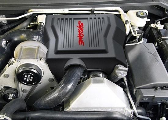 2019 SVE Syclone engine