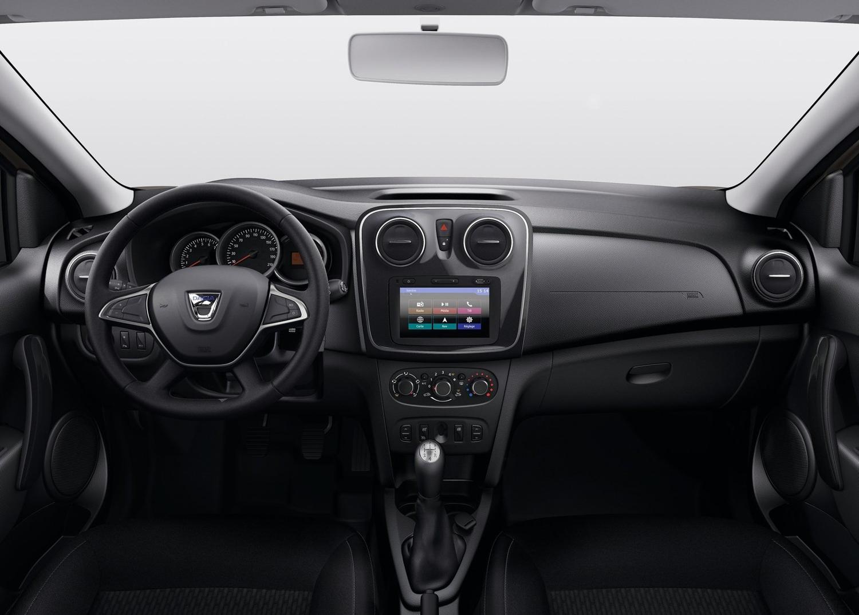 2017 Dacia Logan MCV interior
