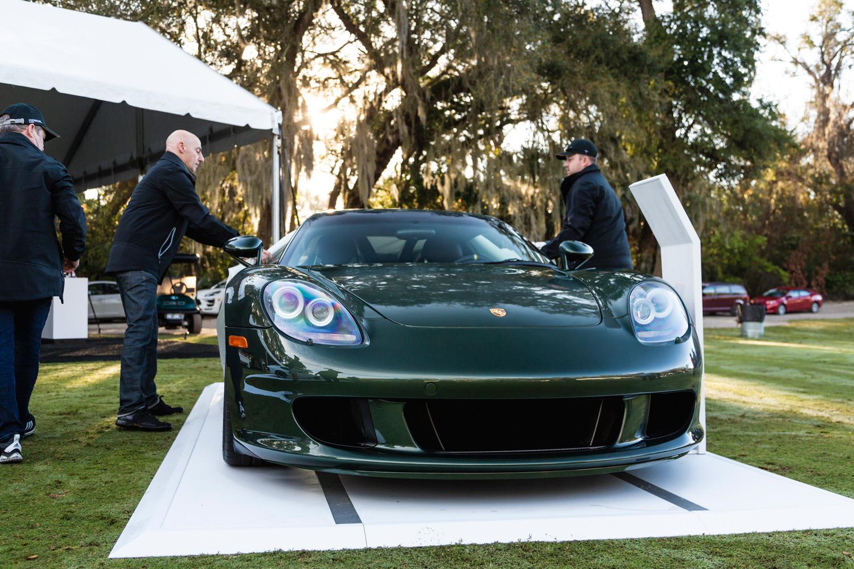 2019 Porsche Carrera GT low