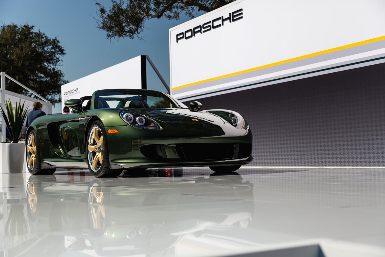 2019 Porsche Carrera GT