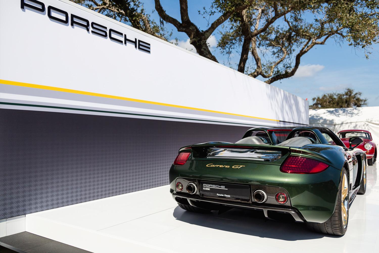 2019 Porsche Carrera GT launch