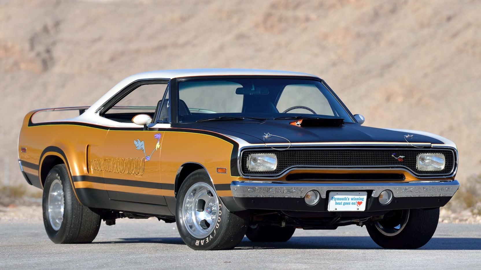 1970 Plymouth Hemi Road Runner Rapid Transit