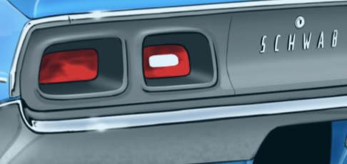 1973 Schwab Challenger Tail