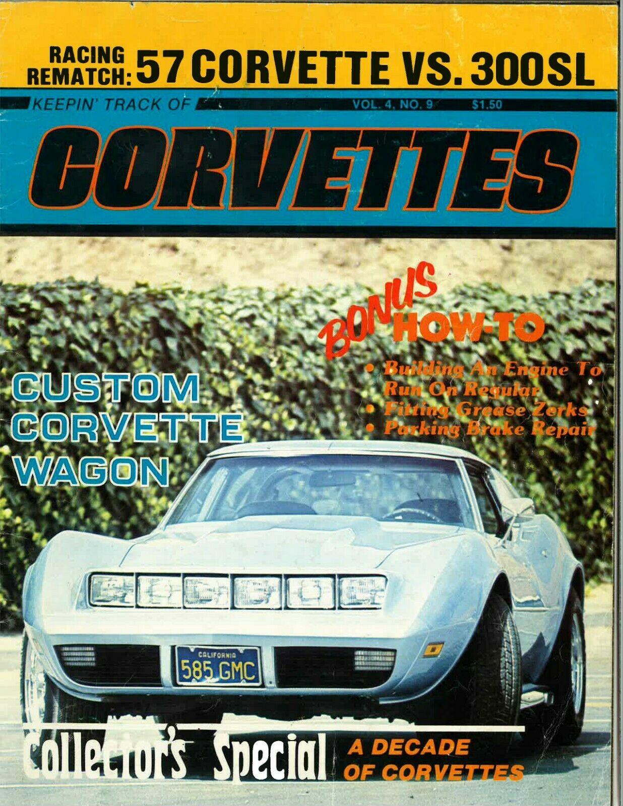 1973 Chevrolet Corvette Custom on Corvettes magazine