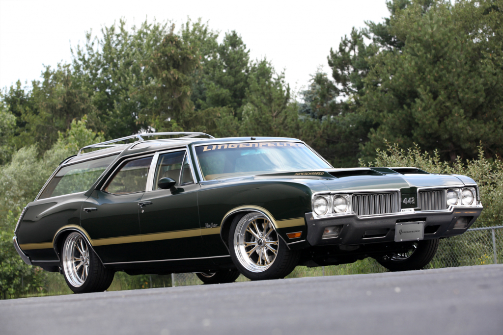1970 Oldsmobile Vista Cruiser