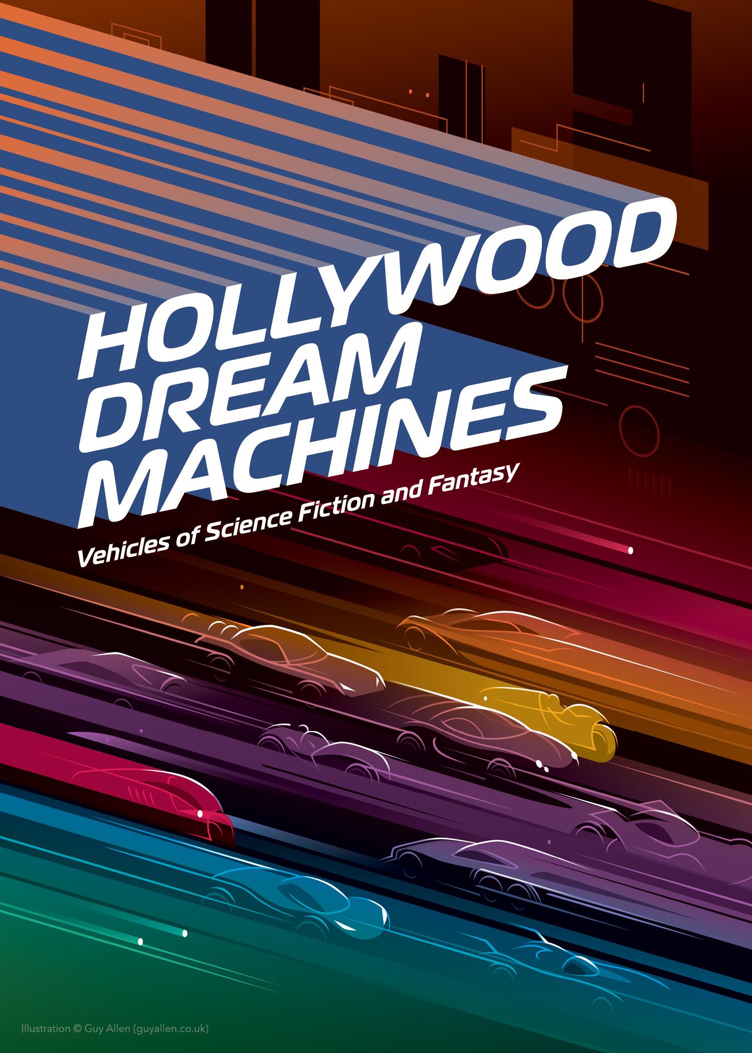 Hollywood Dream Machines exhibit