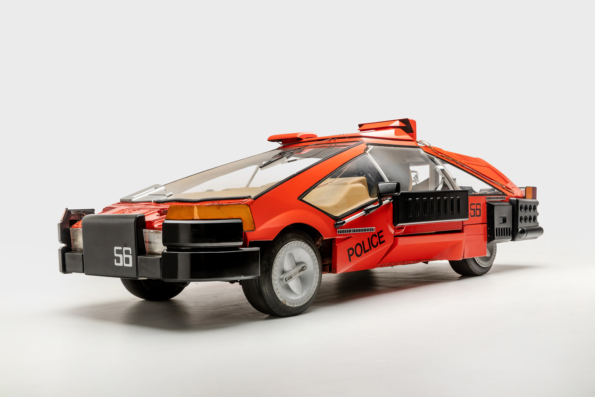 Blade Runner Deckard Sedan