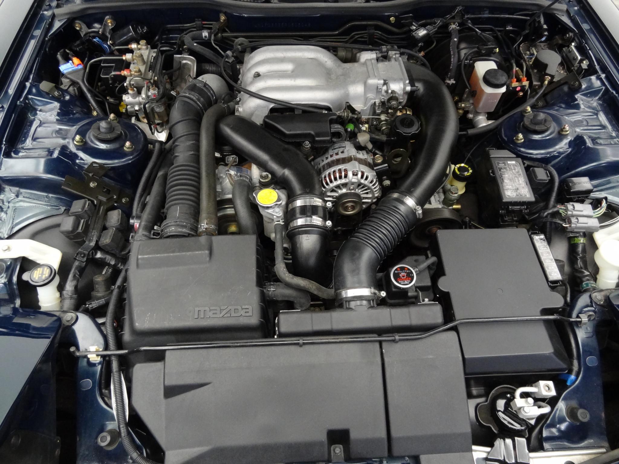 1994 Mazda RX-7 engine