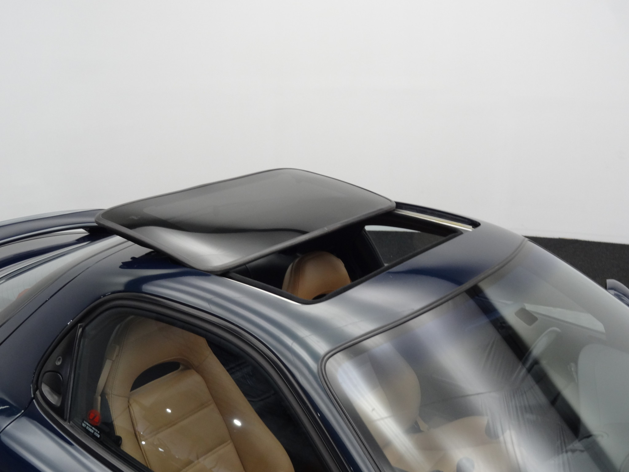 1994 Mazda RX-7 sun roof