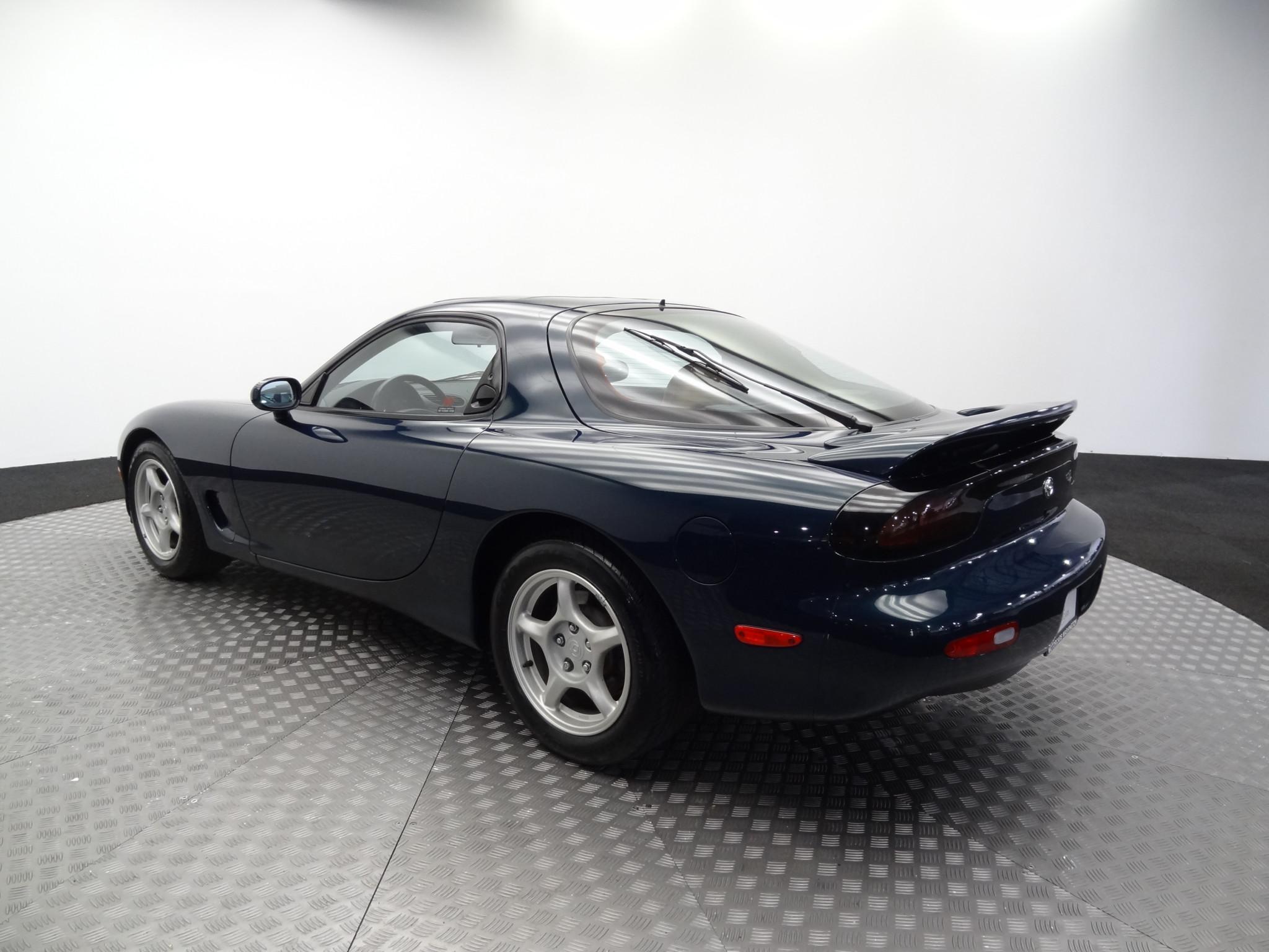 1994 Mazda RX-7 3/4 rear