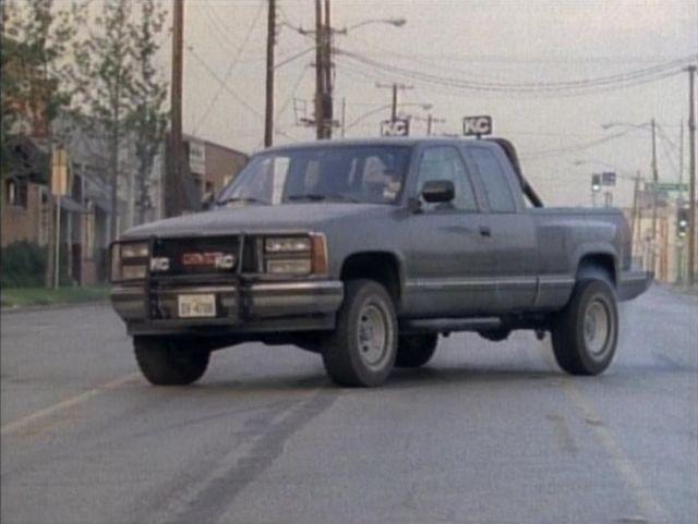 1993 GMC K1500 Stepside