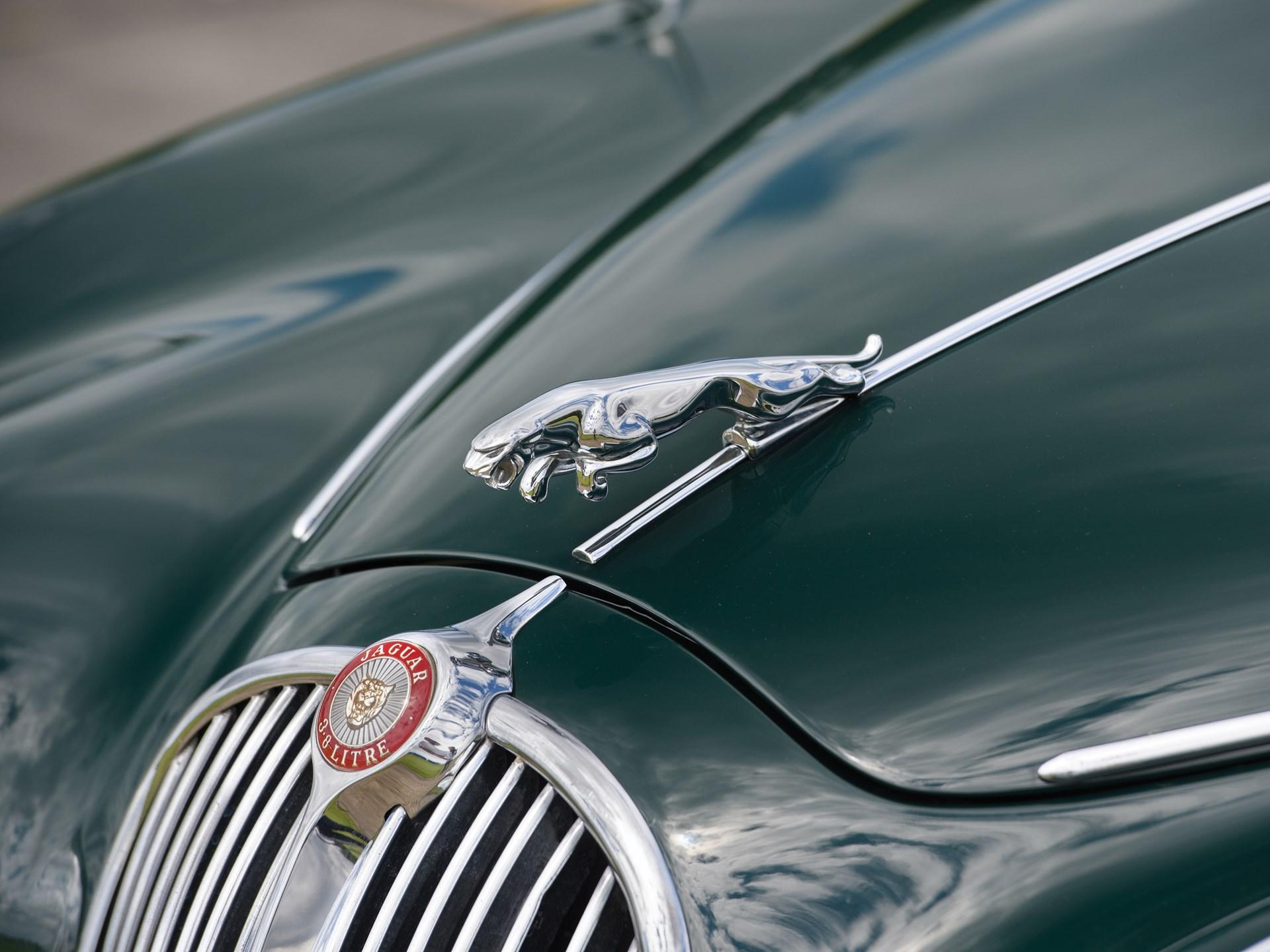 1960 Jaguar MK2