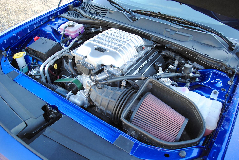 2019 Dodge Challenger SRT Hellcat Redeye engine hemi