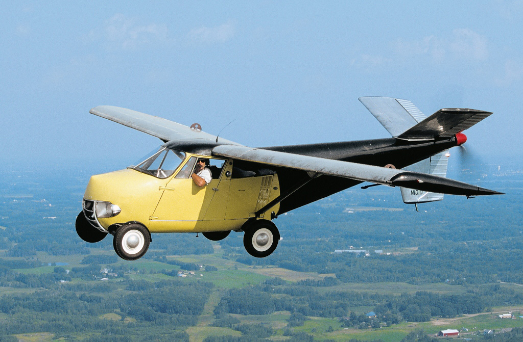 Is the 1954 Aerocar One the wild future we were once promised? thumbnail