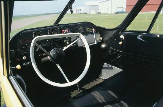 1954 Aerocar One interior
