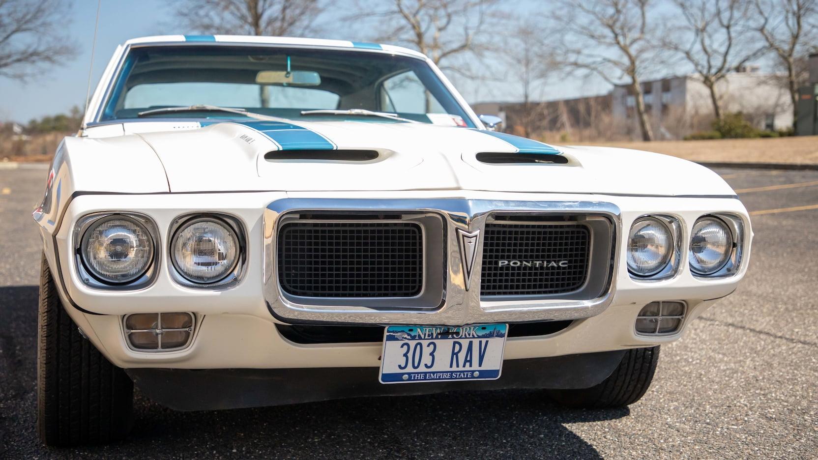 Pontiac's Ram Air V Trans Am that never was thumbnail