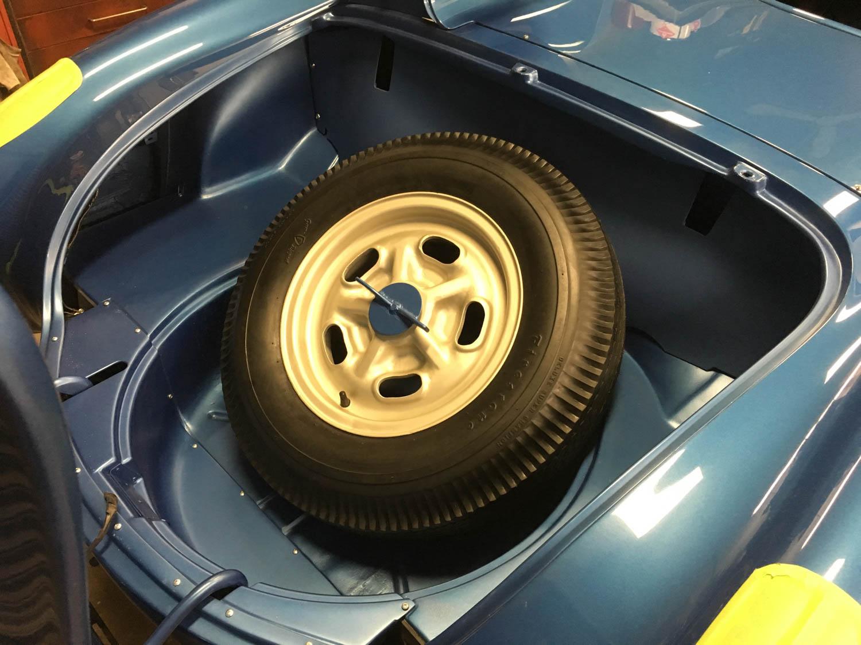 Corvette SR-2 spare tire