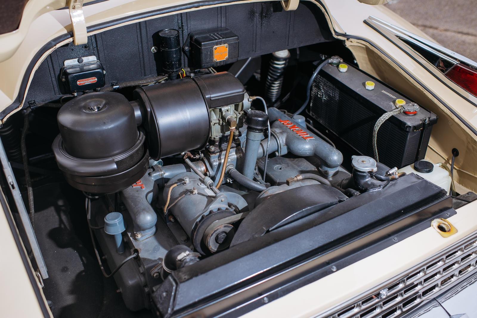 1948 Tucker 48 engine