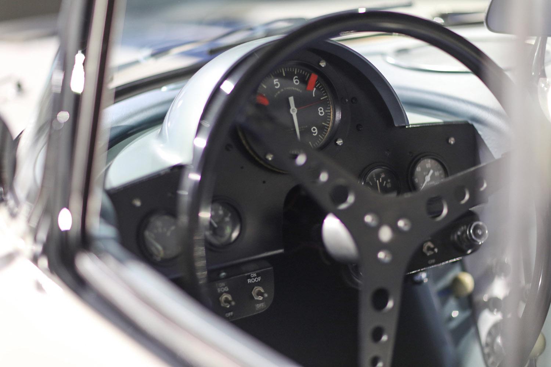 1960 Chevrolet Corvette steering wheel