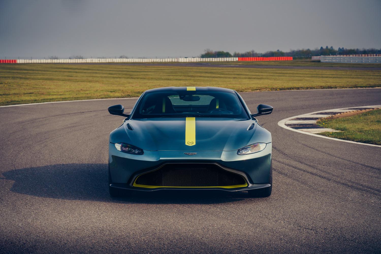 Aston Martin Vantage AMR front end