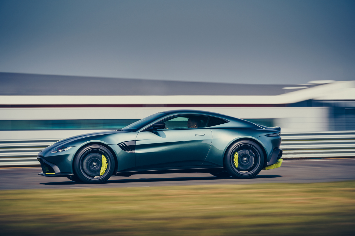 Aston Martin Vantage AMR badge